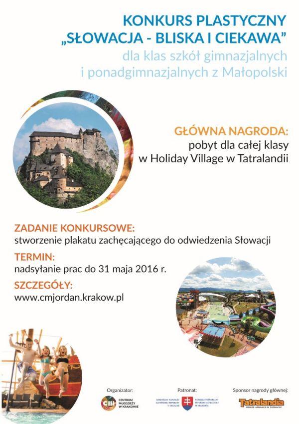 Słowacja konkurs