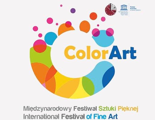 """XXIX. MIĘDZYNARODOWEGO FESTIWALU SZTUKI PIĘKNEJ  """"Color Art"""""""