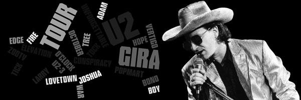 Planeta U2 :Todos los conciertos de U2