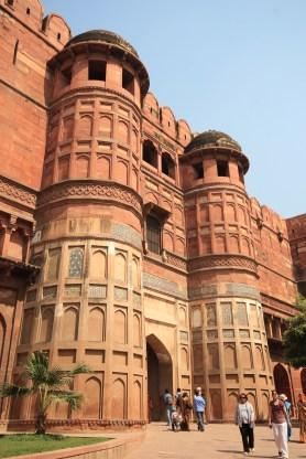 Agra Fort Entrance