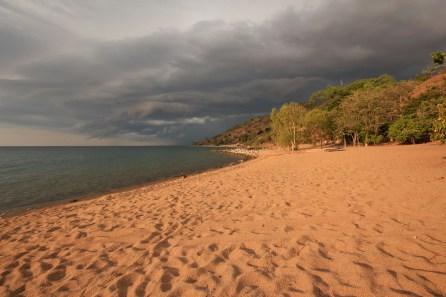 The beach at Mango Drift