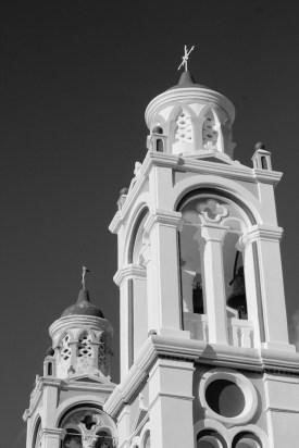 Symi Church tower