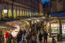 Venice is a shoppers paradise.
