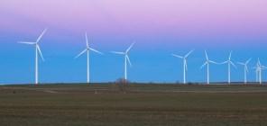 Wind Farm near Weatherfod