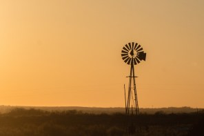 Windmill in Oklahoma