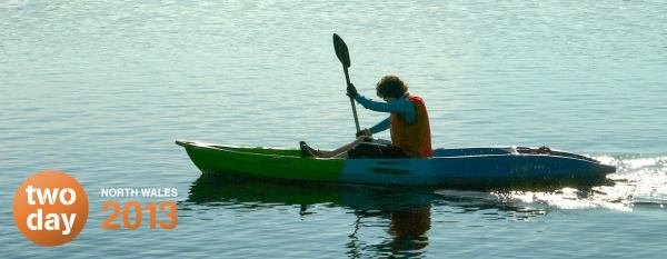Ah, kayaking, a stage that mostly went well somehow!