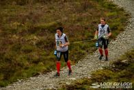 Nearly finished the long run. Photo Steve Ashworth.