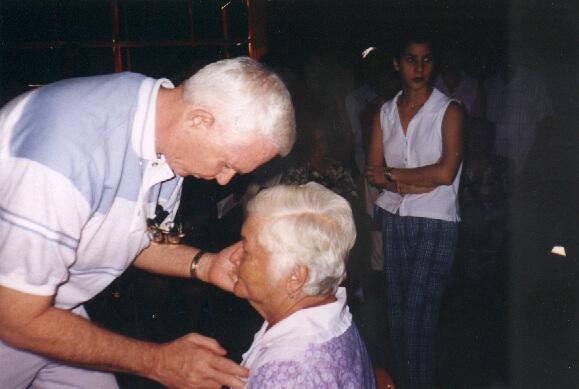 Dick Santo CREW 1998