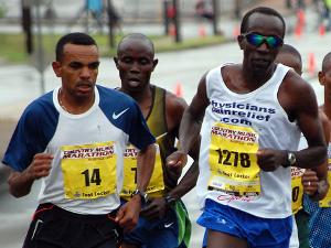 Elite Runners Kenya - Nashville Marathon 2008