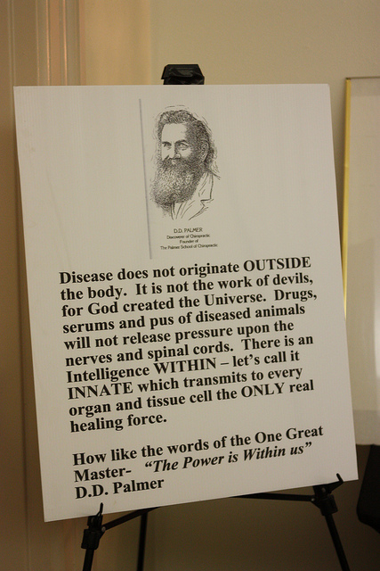 Disease Does Not Originate