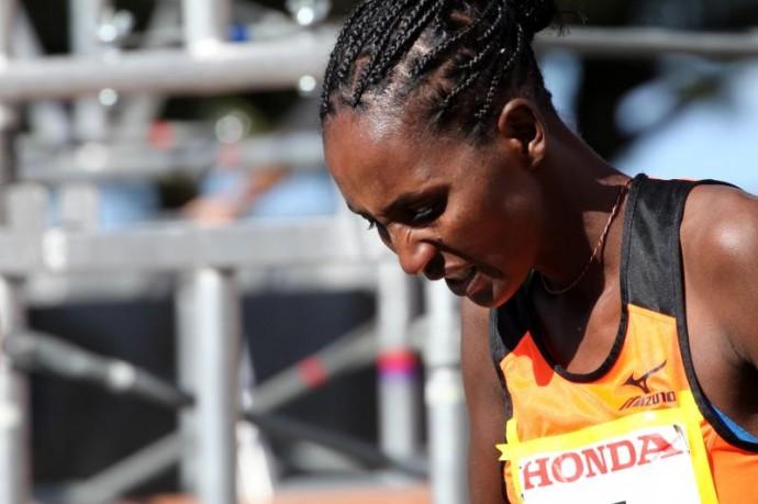 Yeshimebet Tadesse of Addis Ababa