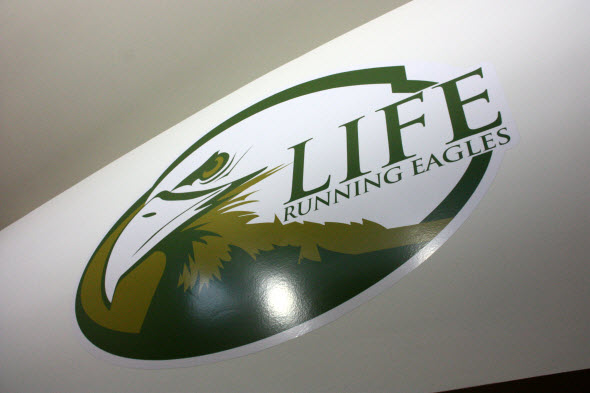 Life Running Eagles Marietta