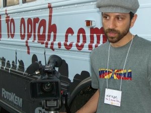 Nirvan Mullick of the one second film project