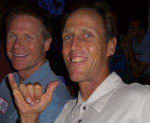 Southern California Chiropractors Don Trepany and Robert Bates