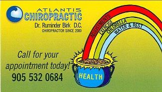Atlantis Chiropractic