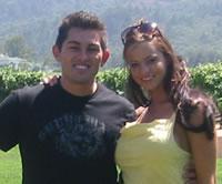 Candice Michelle & Dr. Ken Gee