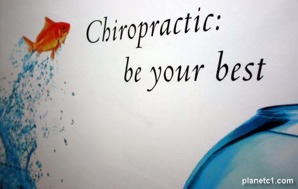 chiropractic: be your best poster