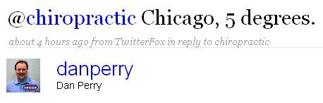 Chiropractic Chicago