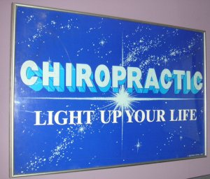 Chiropractic - Light Up Your Life