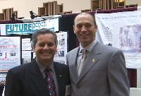 Drs. Bob Hoffman and Patrick Gentempo Jr.
