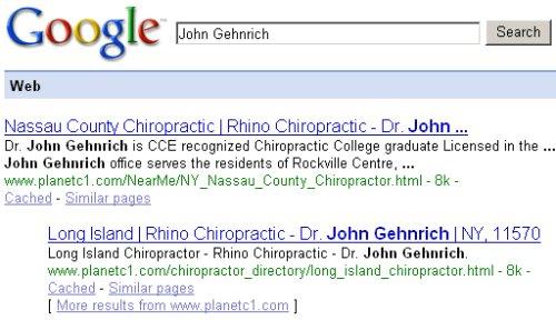 John Gehnrich