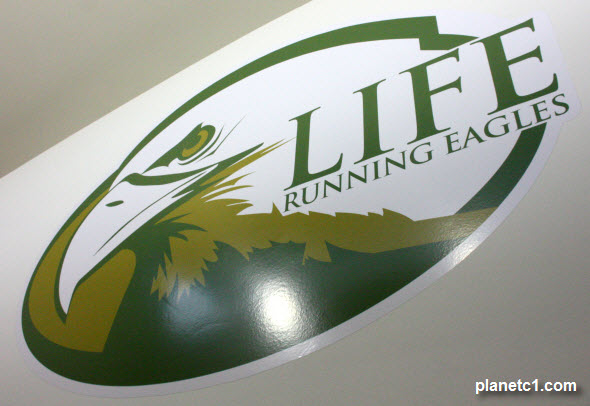 Life Rugby Running Eagles
