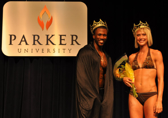 Mr. and Ms. Parker Fitness