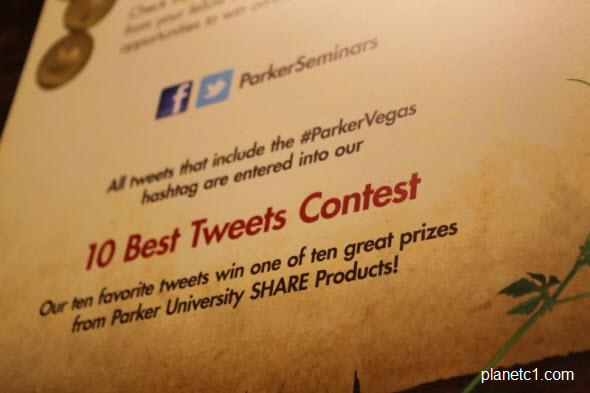 Parker Seminars 10 Best Tweets