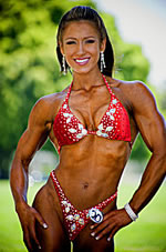 Pauline Nordin IFBB Pro