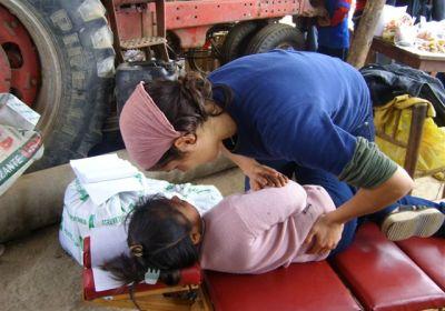 chiropractic care for children in Peru