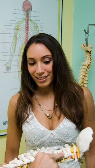 upper cervical spinal vertebrae education