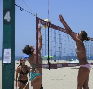volleyball Santa Monica