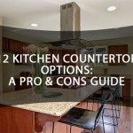 12 Kitchen Countertop Options A Pros And Cons Guide