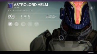 Astrolord Helm