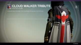 Cloud Walker Tribute