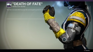 Death of Fate