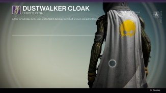 Dustwalker Cloak