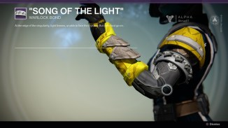 Song of the light