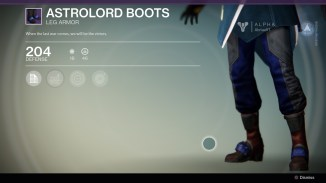 Astrolord Boots