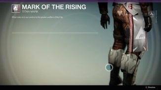 Mark of the Rising