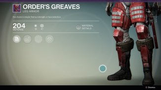 Order's Greaves