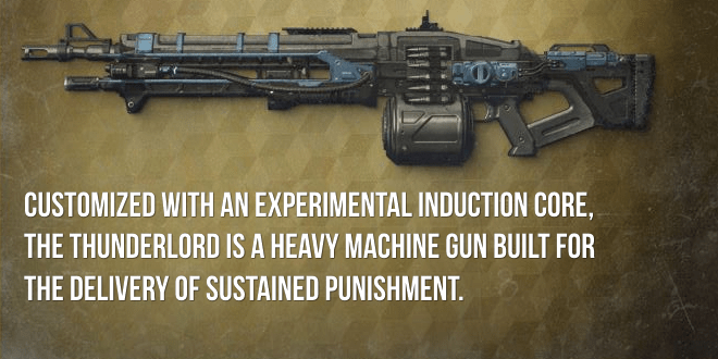 thunderlord exotic review