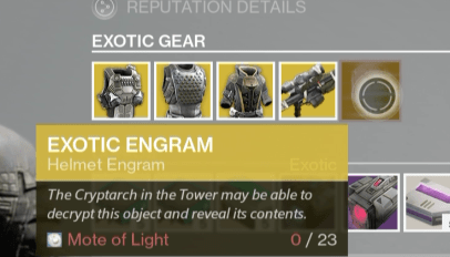 xur items 31