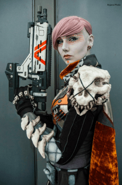 destiny cosplay