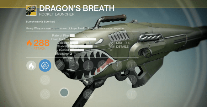 dragon's breath exotic update