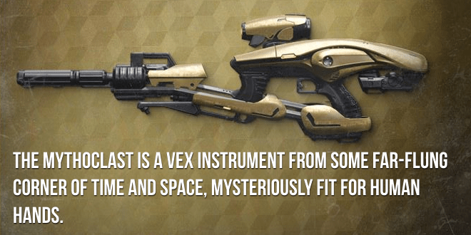 vex mythoclast review