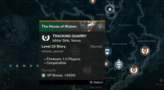 house of wolves tracking quary