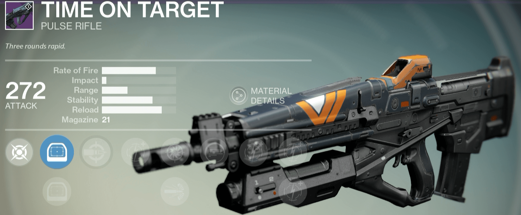 Best destiny primary weapons as of july 2015 - This Is An Incredibly Comfortable Weapon To Use Its Frame Is Non Obstructive And Makes Acquiring Targets While Aiming Very Easy Making It A Desirable