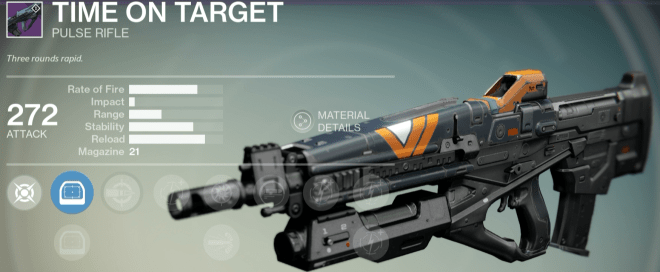 best legendary pulse rifles