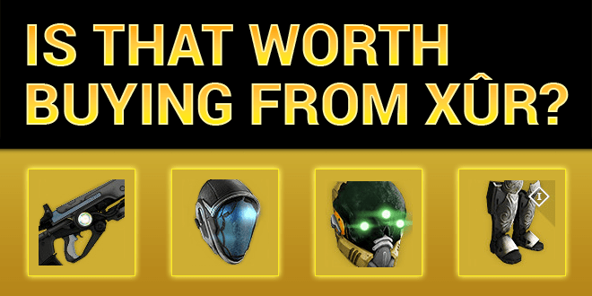 xur worth buying exotic hard light
